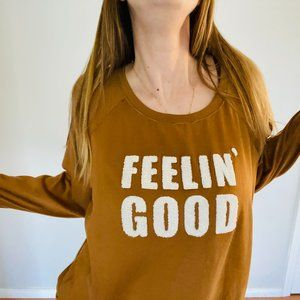 💜Secret Treasures 'Feelin Good Soft Sweatshirt 3X